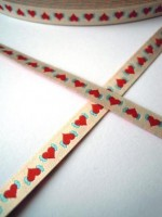 flower of hearts, Webband