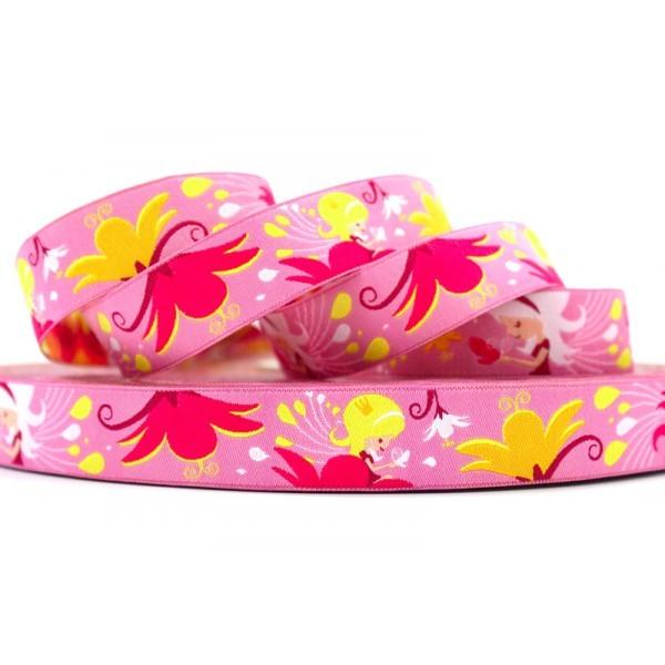 ElfenSchwestern rosa, Webband