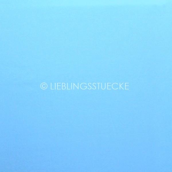 Vichykaro, mini, türkisblau-weiß kariert