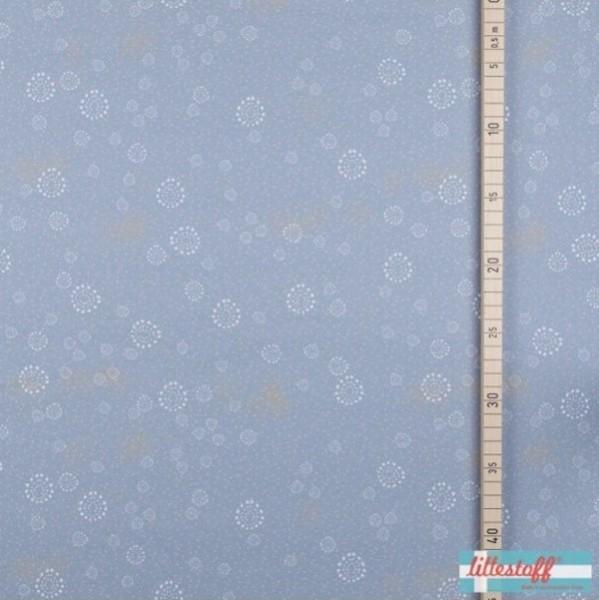 lillestoff, Schneeschmelze, Jersey, *Letztes Stück ca. 100 cm*