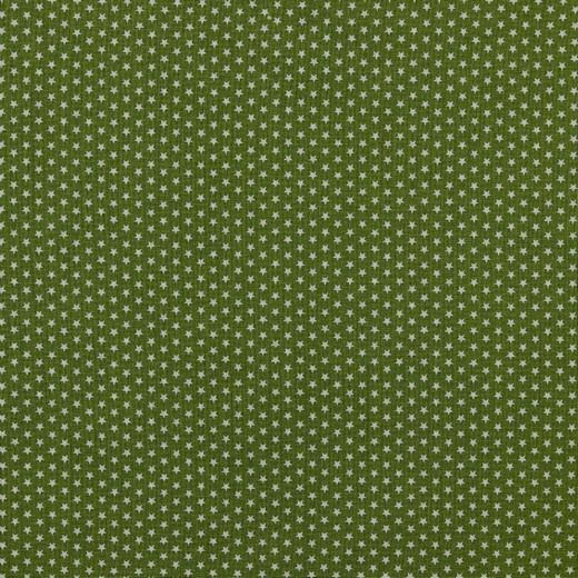Lili Mini Stars, waldgrün, waschbar bei 60°