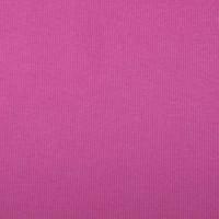 Ripp-Bündchen dunkles pink