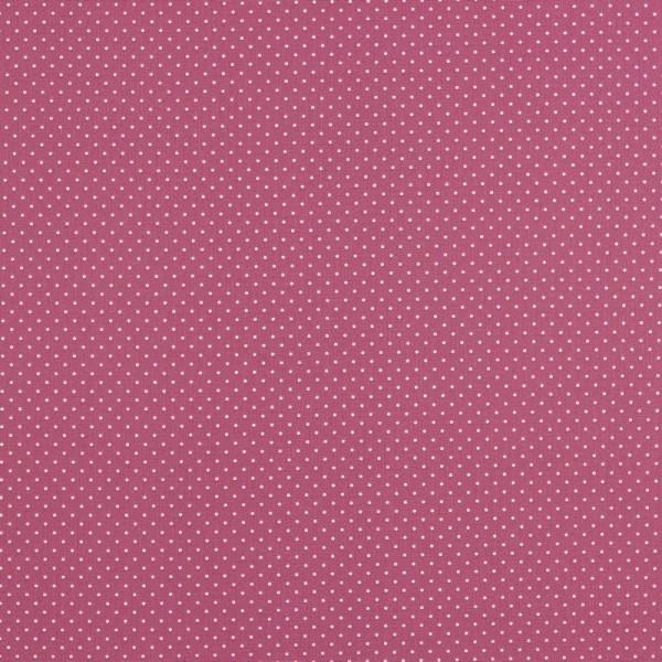 Lili Mini Stars, mauve, Webstoff, waschbar bei 60°