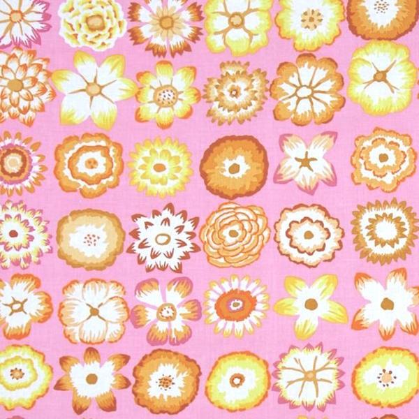 Kaffe Fassett Button Pink