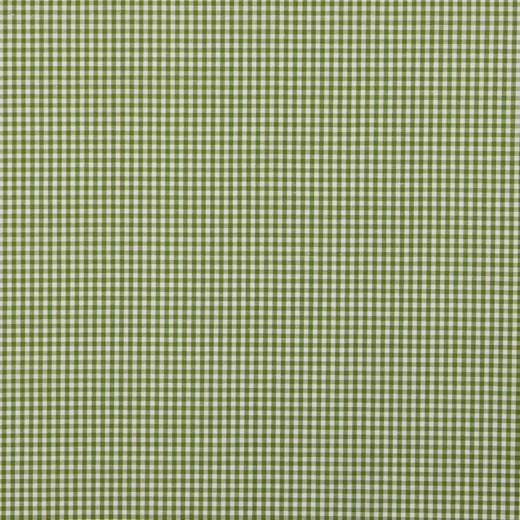 Vichykaro, klein, olivgrün-weiß kariert, waschbar bei 60°