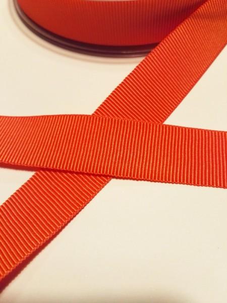 Ripsband, orange
