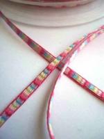 Band, ditto rosa, 3 mm