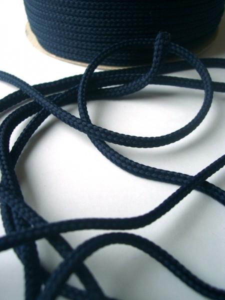 Schnur, 4 mm, dunkelblau