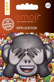 Applikation Emoji - Affe, nix sehen