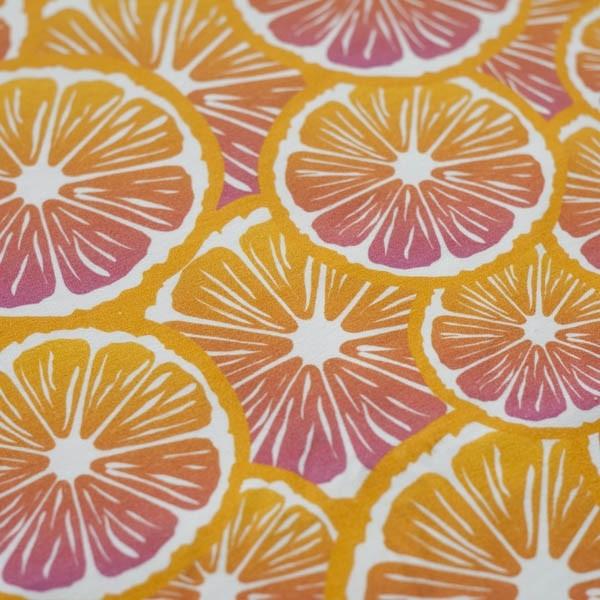 Lemonada orange, Jersey