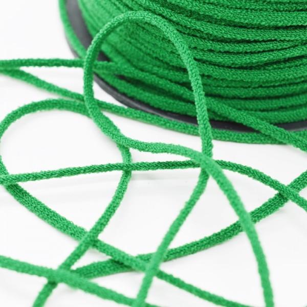 Gummischnur Lycra Elastic, 3 mm, grün