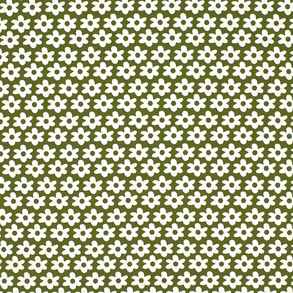 Miri Blümchen, oliv, Webstoff