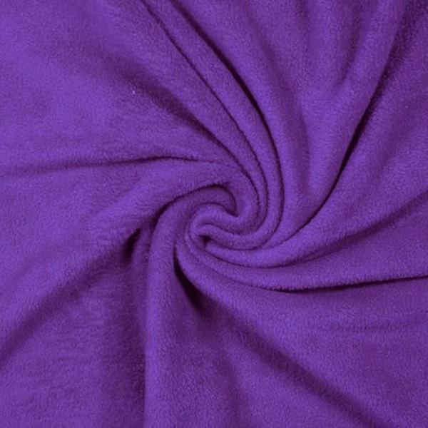 Fleece, lila *SALE*