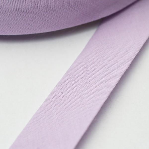 Schrägband, 20 mm, flieder