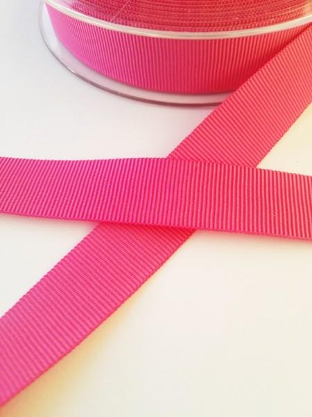 Ripsband, pink