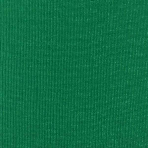 Ripp-Bündchen grün