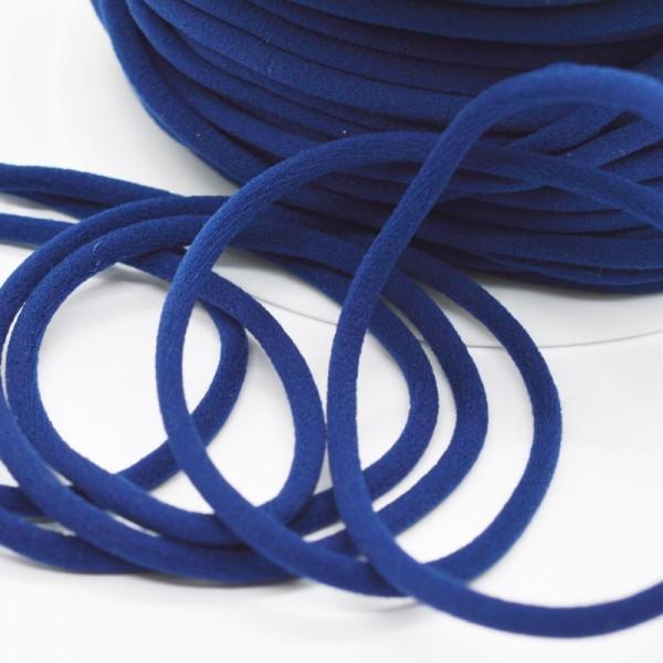 Trägergummi, mittel, dunkelblau