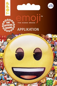Applikation Emoji - Lachen