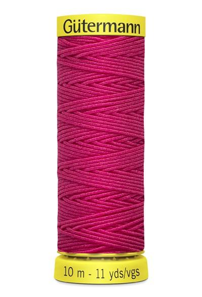 Gütermann Elastic, pink (3055)