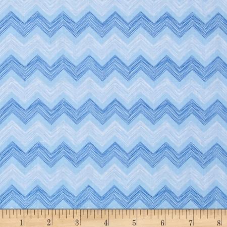 blendfabrics, Best in Show Brindle Blue, Webstoff