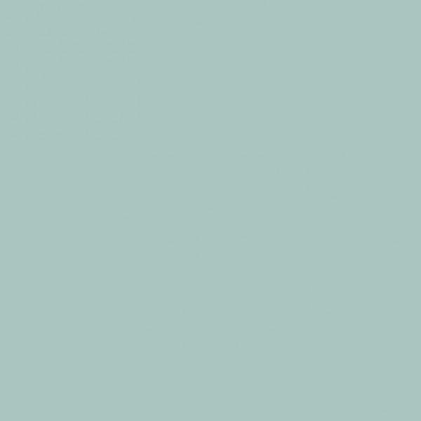 Glattes Bündchen dunkles mint