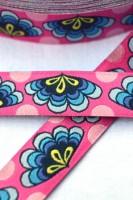 Aloha,  rosa, Webband *SALE*