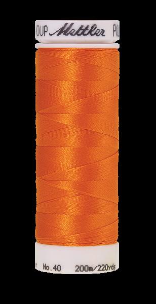 Poly Sheen Stickgarn, orange (1102)