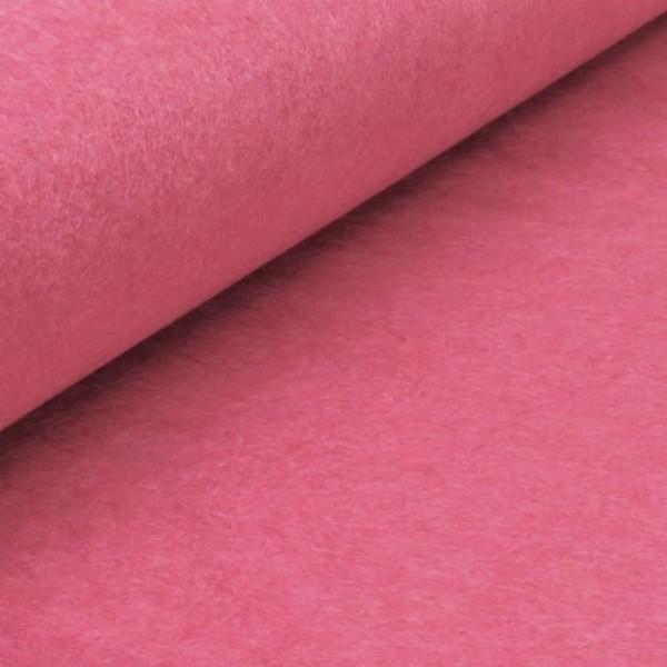 Filz 3 mm dick pink-meliert