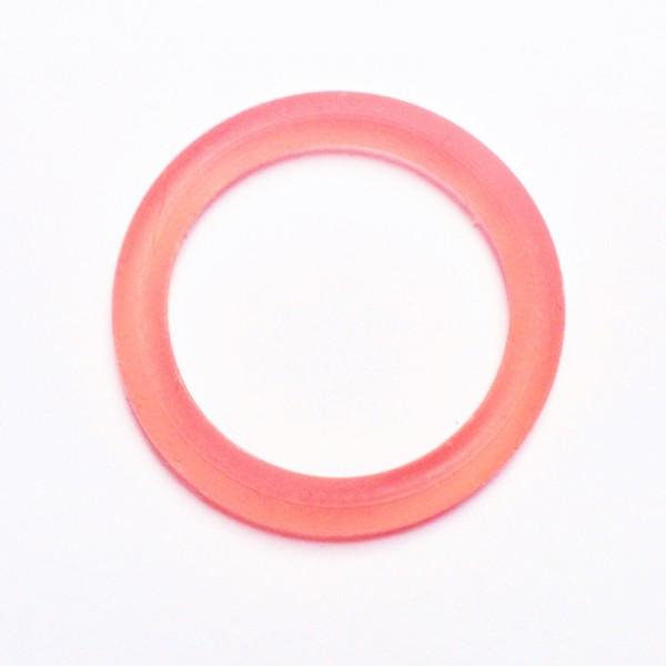 O-Ringe für Schnuller, rot