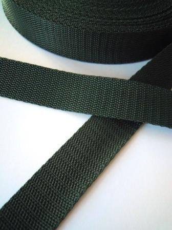 Gurtband, dunkelgrün