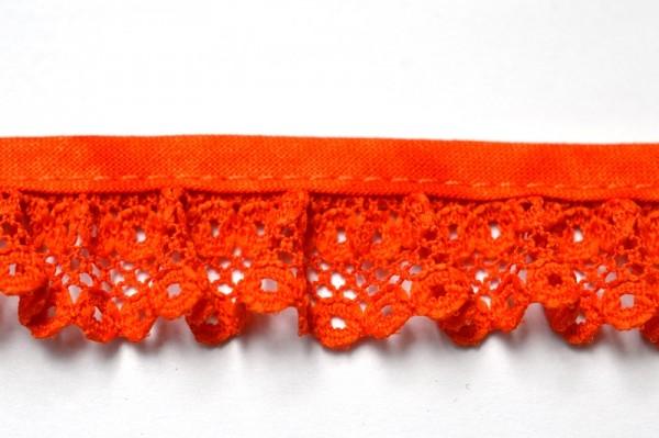 Netzspitze, orange, 20 mm
