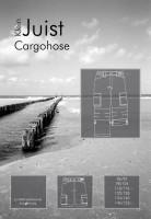 kleinJUIST, Cargohose, FM-Schnittmuster *SALE*