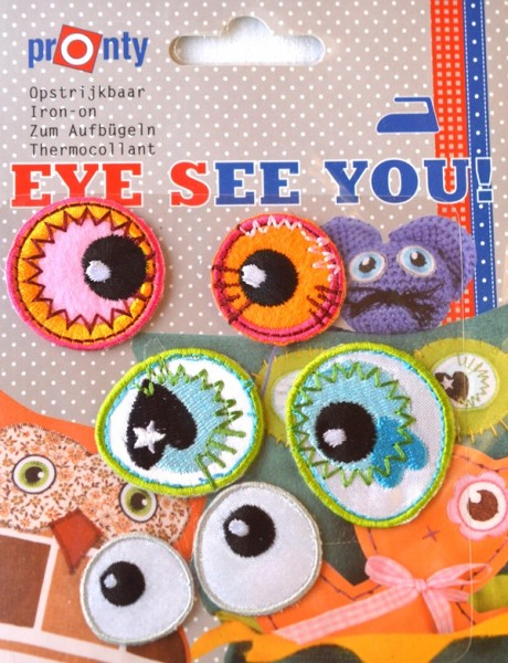 Applikationen Set Eye See you No.1