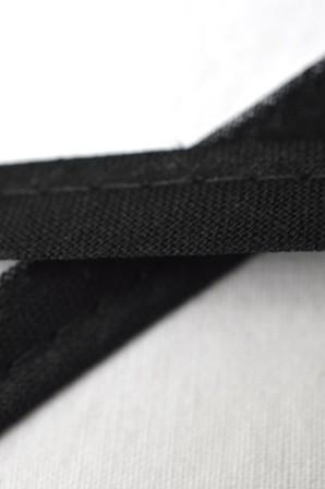Baumwollpaspel, schwarz