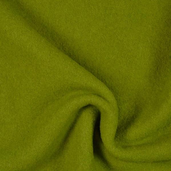 Wollwalk, helles waldgrün