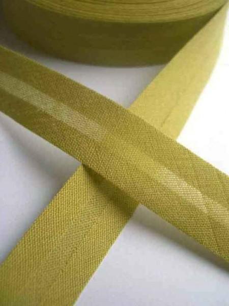 Schrägband, 20 mm, helles khaki