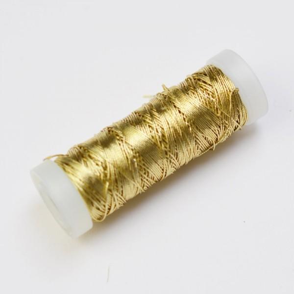 Lurexfaden, gold, 20 m