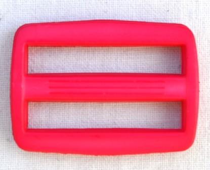 Kunststoffschieber, 37 mm, pink