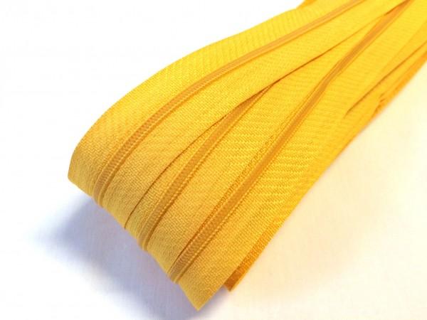 Endlosreißverschluss, gelb