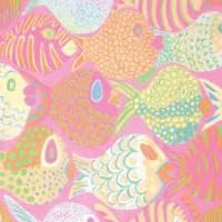 Rowan Shoal pink, Webstoff