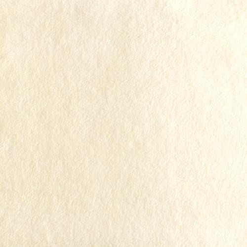 Baumwoll-Teddyplüsch, offwhite