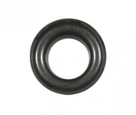 Ösenset mit Werkzeug, 15 mm Ø, schwarz/bronze