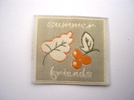 Summer Friends, Webetikett *SALE*