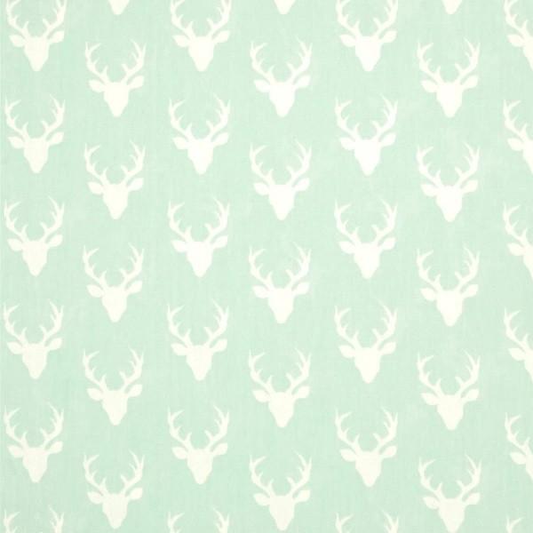 Art Gallery Buck Forest helles mint, Jersey