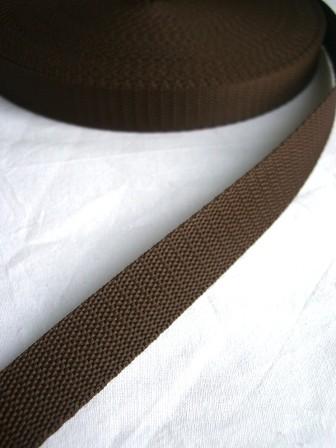Gurtband, dunkelbraun