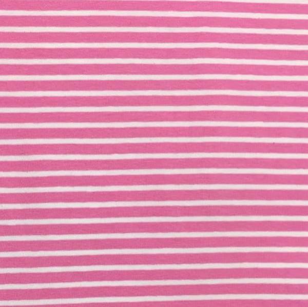 Campanino weiß auf pink, Jersey