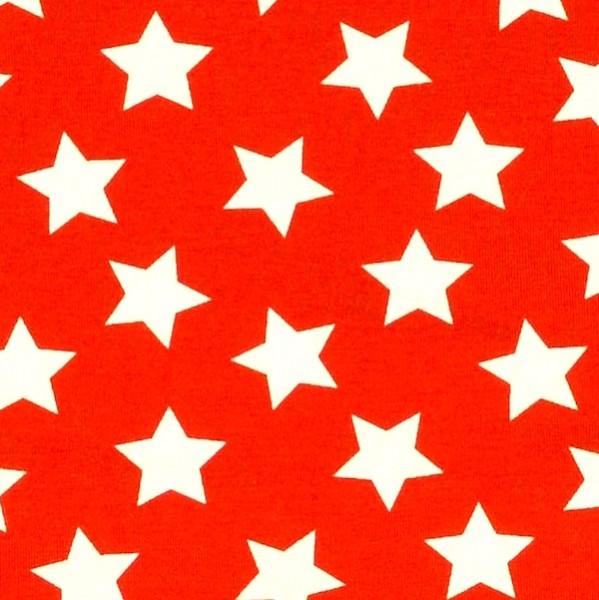 Tom, große Sterne rot, Jersey