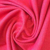 Alberto Bio-Doubleface Strickstoff rosa-rot, *SALE*