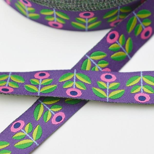 Elephant Love Tiny, violett, Webband