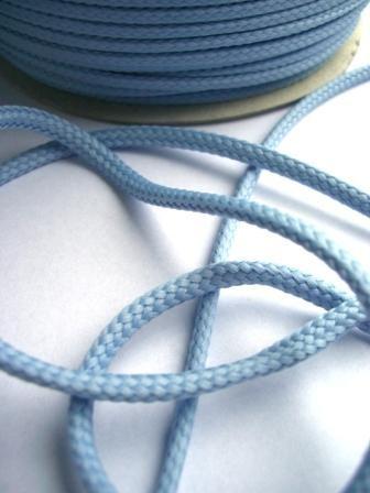 Schnur, 4 mm, hellblau